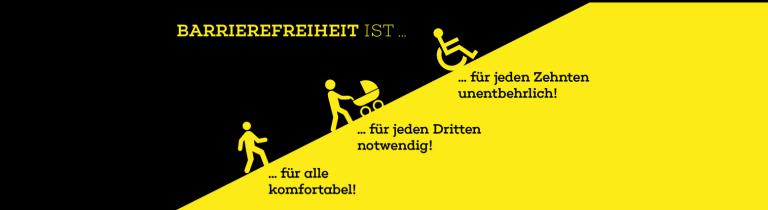 Barrierefreiheit Skizze VdK