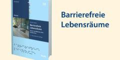 Abbildung des Buches Barrierefreie Lebensräume