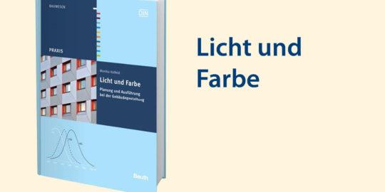 Abbildung des Buches Licht und Farbe